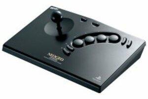The PS2 Neo Geo Stick 2