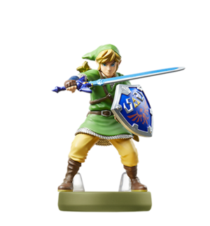 Link - Skyward Sword amiibo