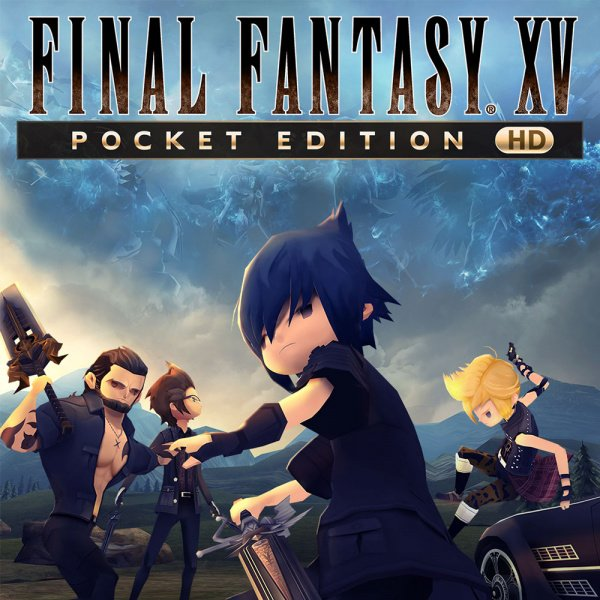 final fantasy xv pocket edition hd nsp