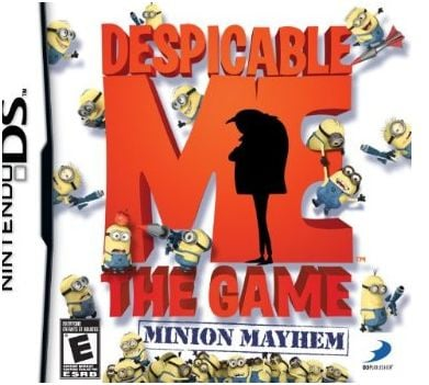 Despicable Me: The Game - Minion Mayhem Review (DS