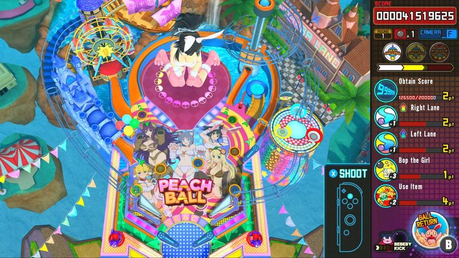 SKPB Pinball Asuka