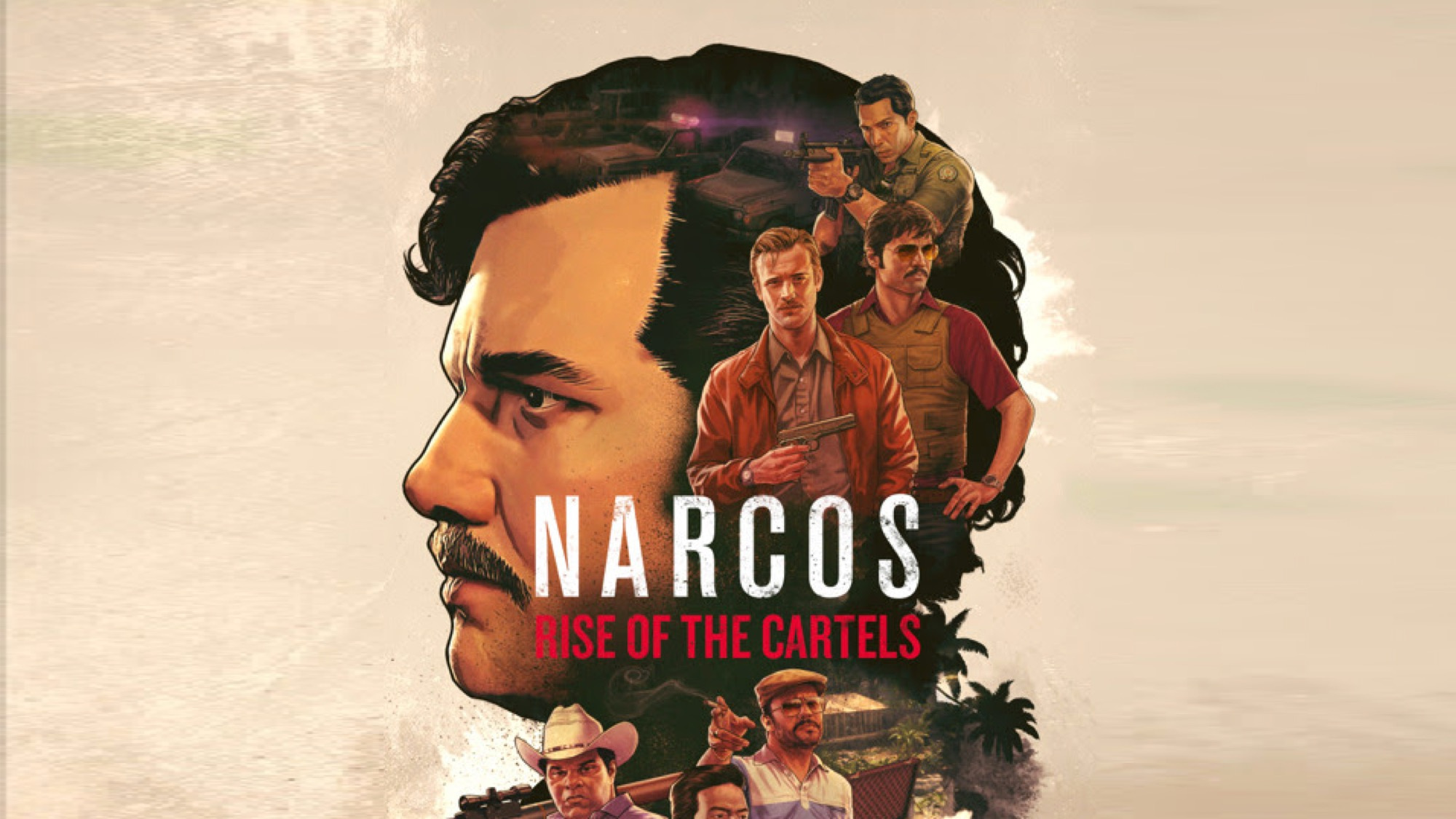A Video Game Based On Netflix Hit Narcos Is Coming To Switch Later This Year