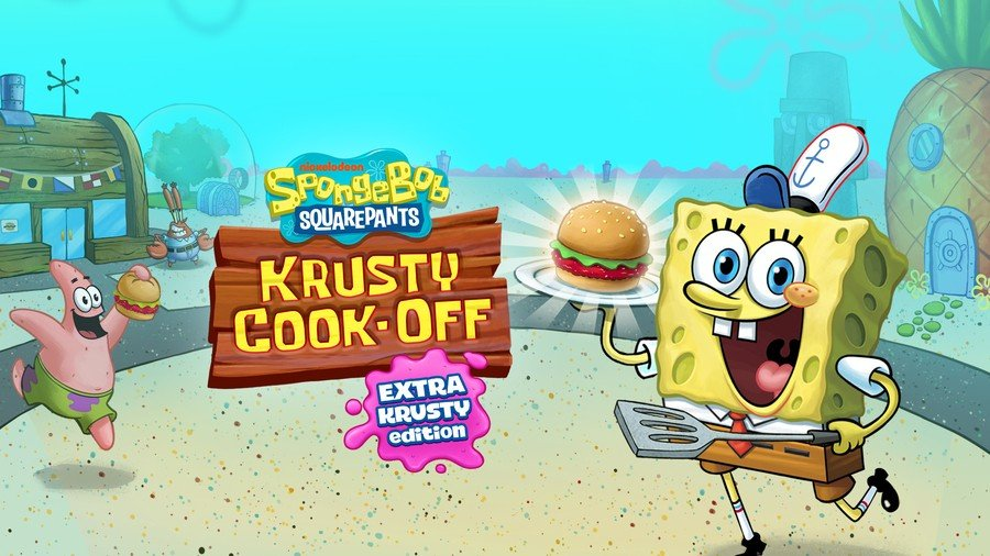 SpongeBob: Krusty Cook-Off Switch