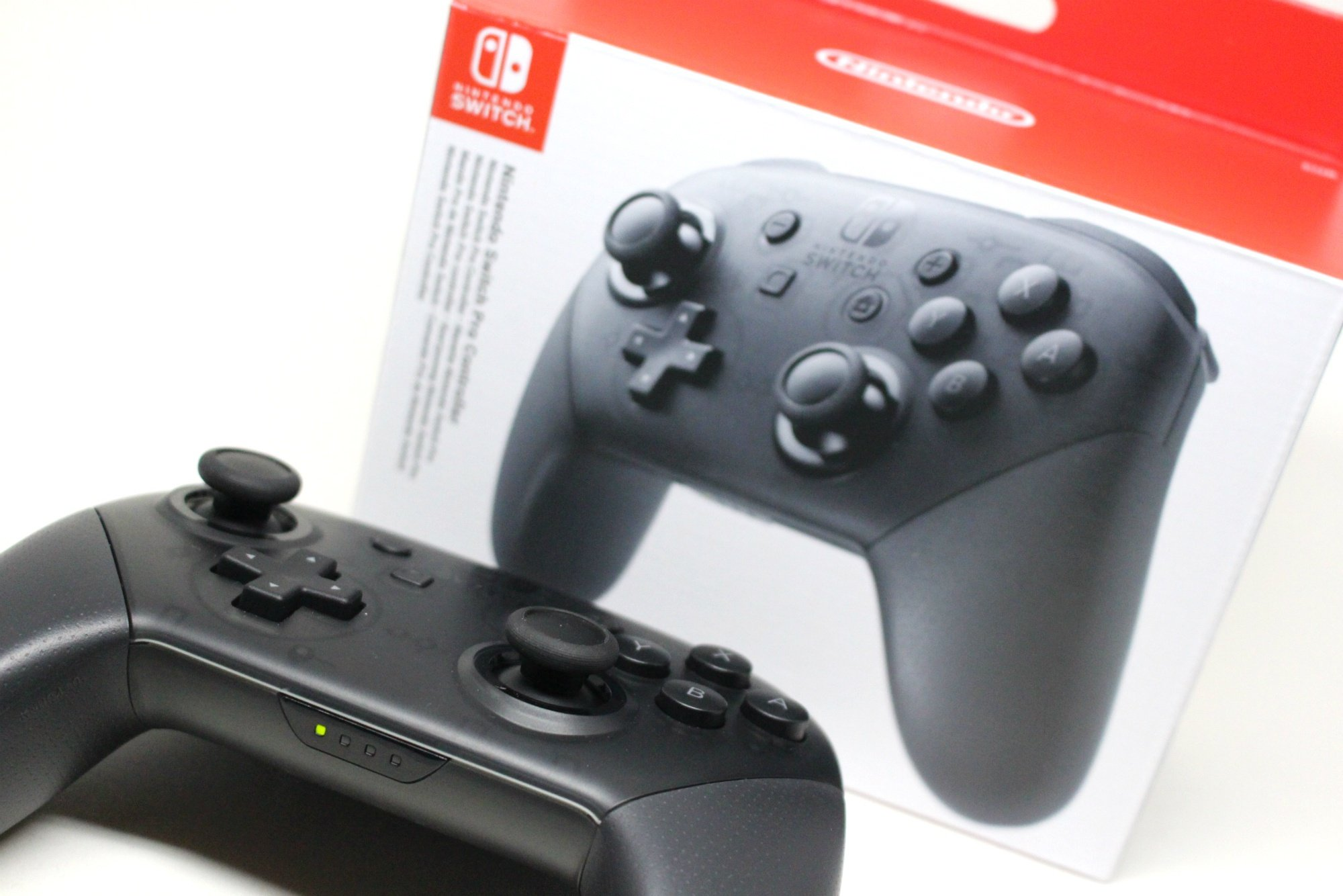 Switch Pro Controller Has Just Under 500000 Registrations On Steam 5 Way Joystick Img