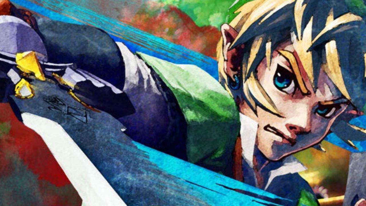 Zelda: Skyward Sword HD Hits Switch This July Alongside Themed Joy-Con