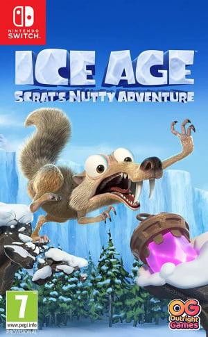 Resultado de imagem para Ice Age Scrat's Nutty Adventure!