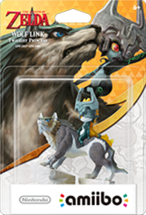 Wolf Link amiibo Pack