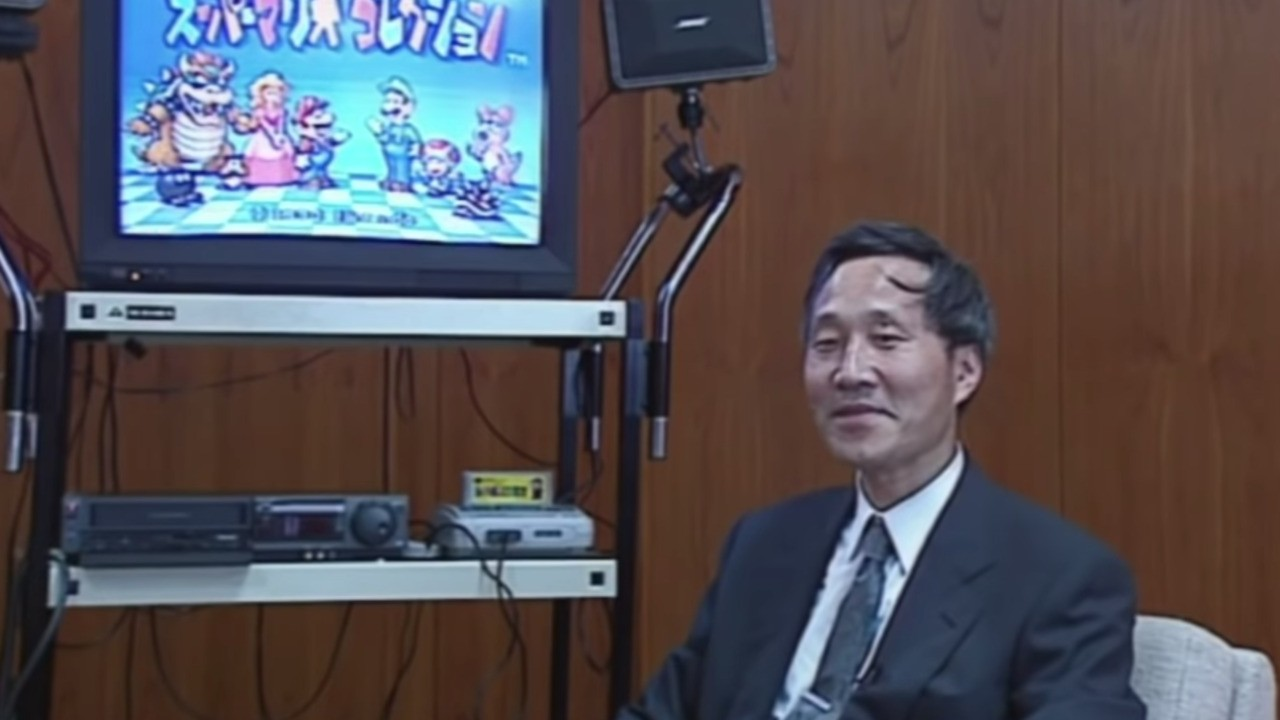 The Man Behind The NES And SNES Is Holding A UK Talk Next Week