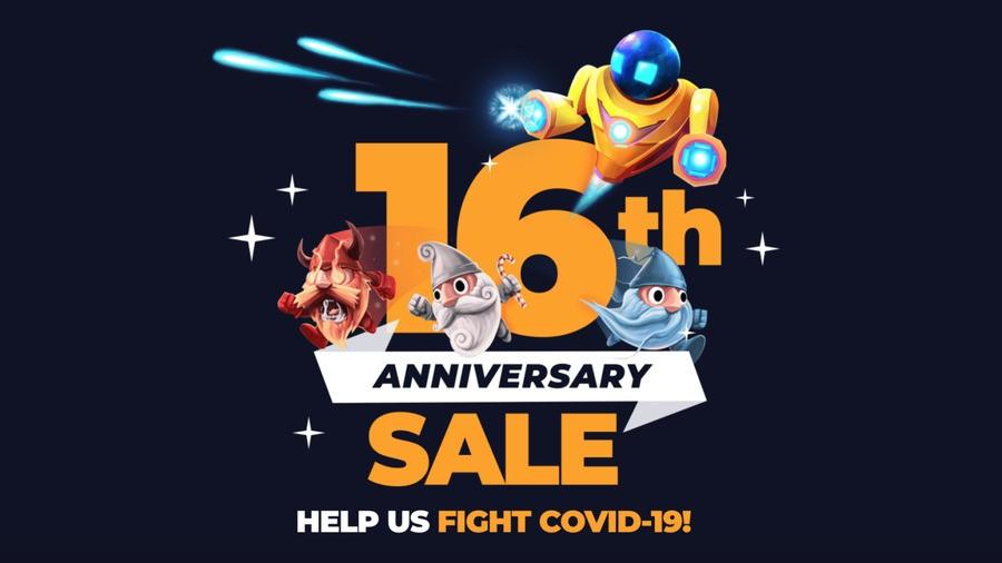 QubicGames Switch Sale