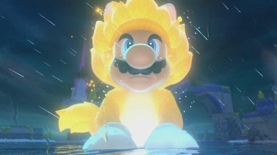 Big Cat Mario