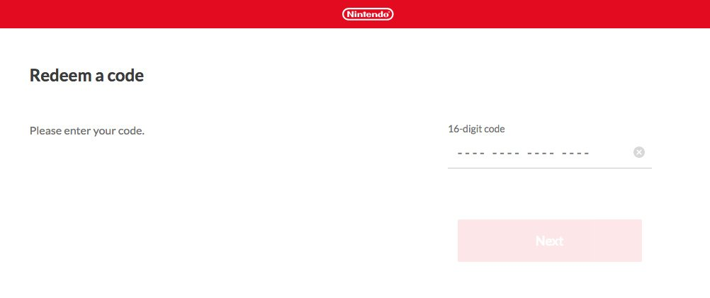 How To Redeem Nintendo Switch eShop Codes From Your