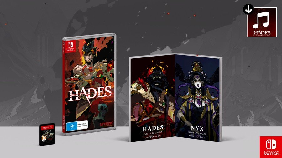 Switch Hades