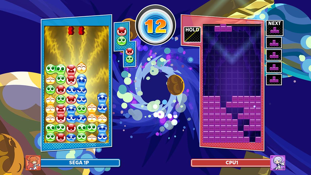Puyo Puyo Tetris 2 Will Feature All-New Co-Op Boss Raids - Nintendo Life
