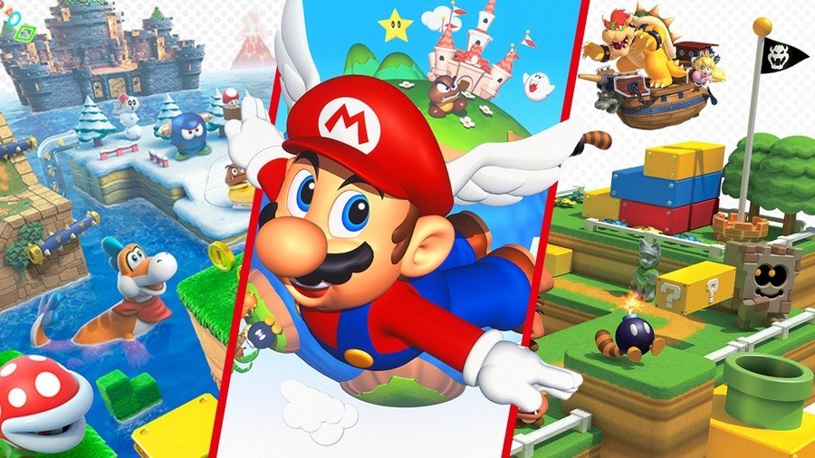 3D Mario Games Ranked