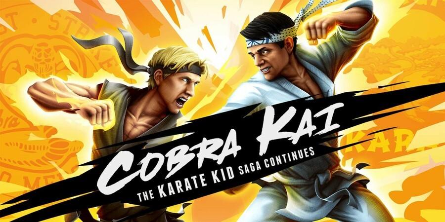 Cobra Kai The Karate Kid Saga Continues (Switch)