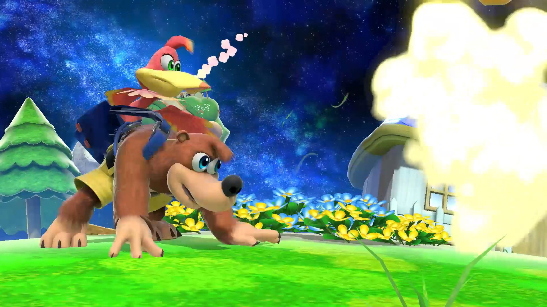 Banjo-Kazooie Confirmed For Super Smash Bros  Ultimate This