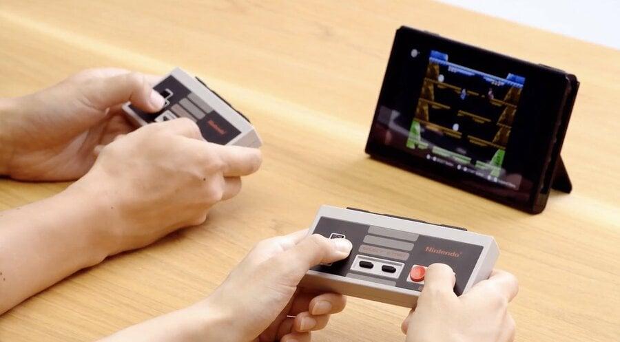 NES Controller Joy-Con