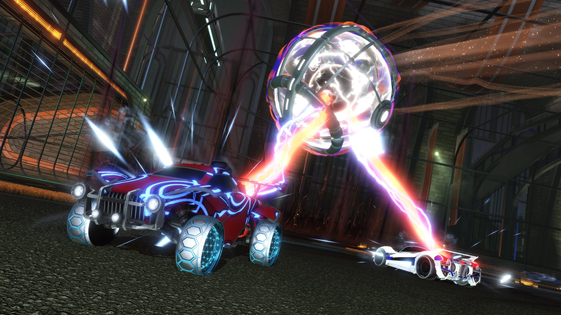 Rocket League 'Radical Summer' Is An Ode To All Things '80s