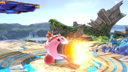 58. Bowser Jr Kirby