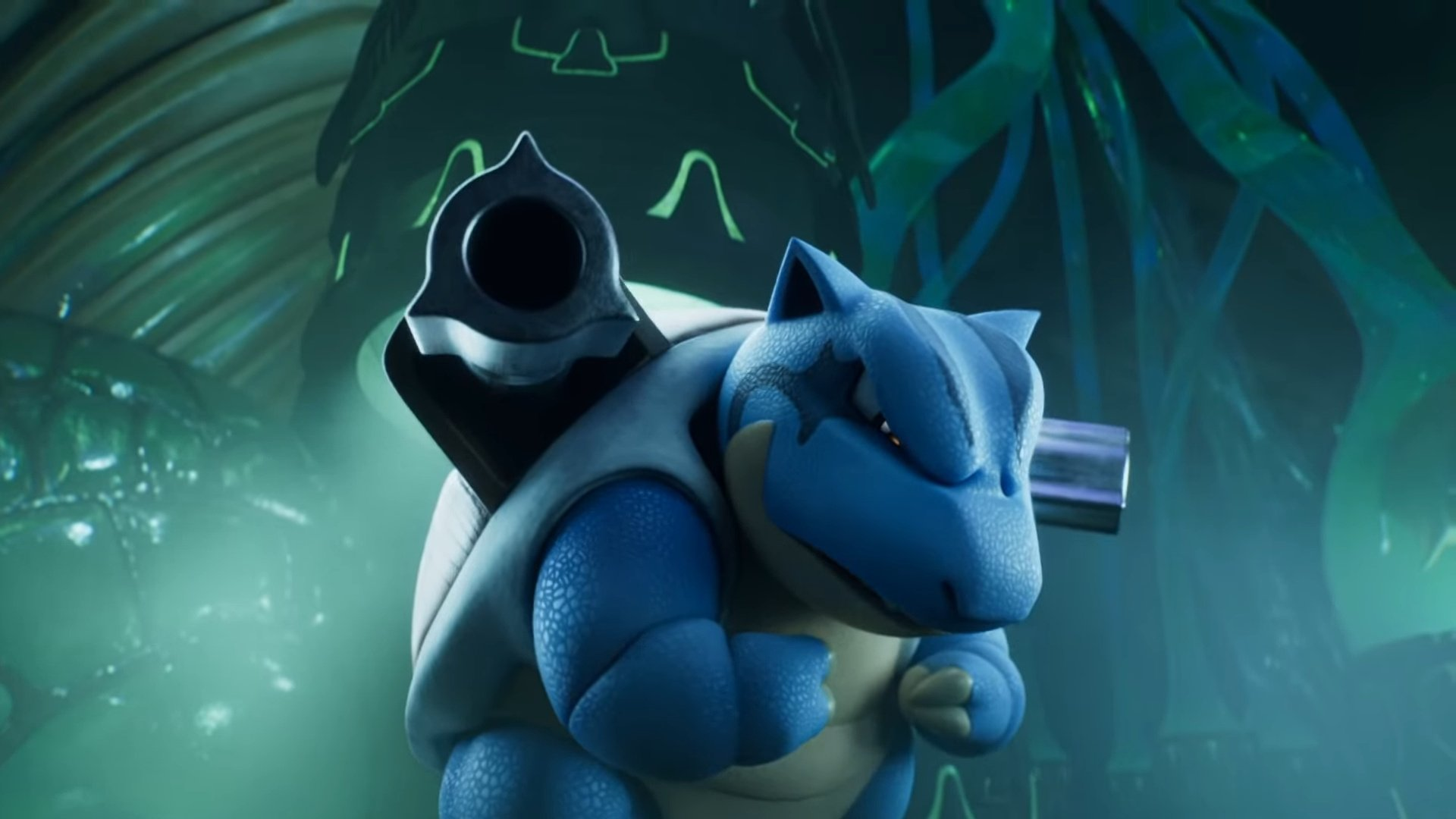 2f46ef30031 Video  Take A Look At Armoured Mewtwo In The Upcoming Pokémon Movie ...