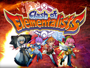 Clash of Elementalists