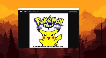 GB Operator UI Pokemon Yellow