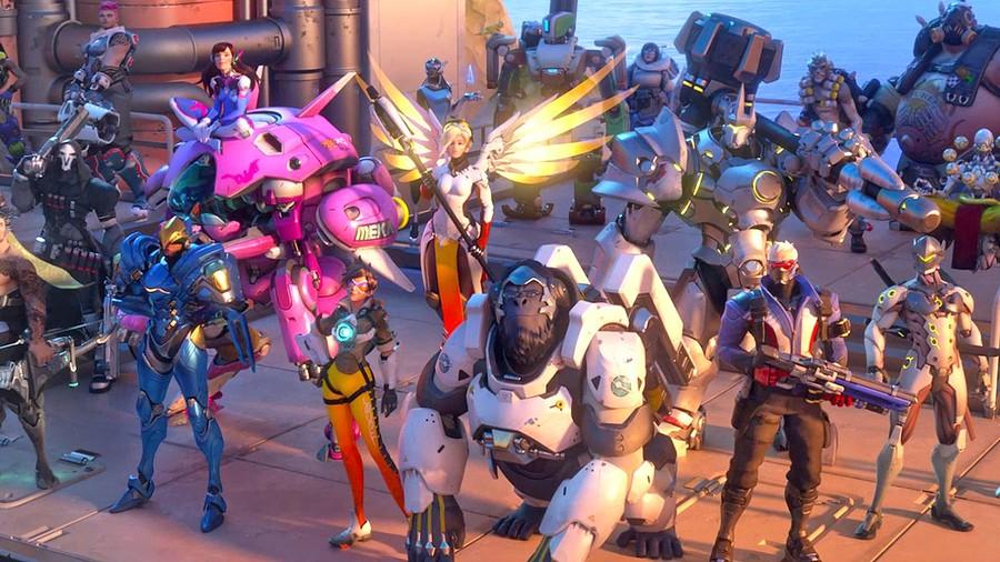 Overwatch (Blizzard Entertainment)