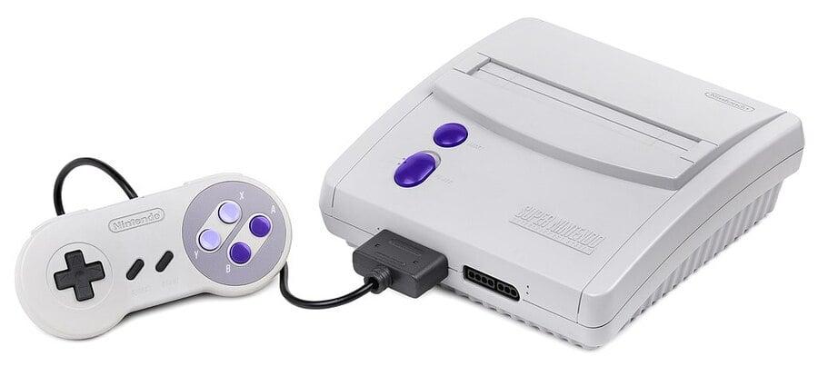 New-Style Super NES / SNS-101