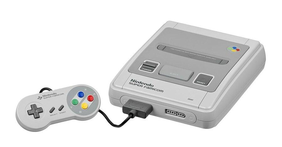 1200px Nintendo Super Famicom Set FL