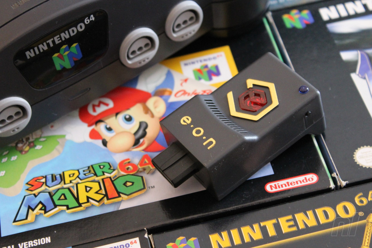 Feature: Can't Buy Super Mario 64 On Switch Anymore? Psst! The N64 Original Is Better
