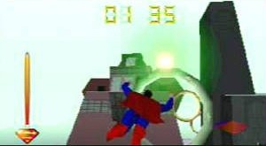 Superman 64 - Argh!! The rings! The fog!