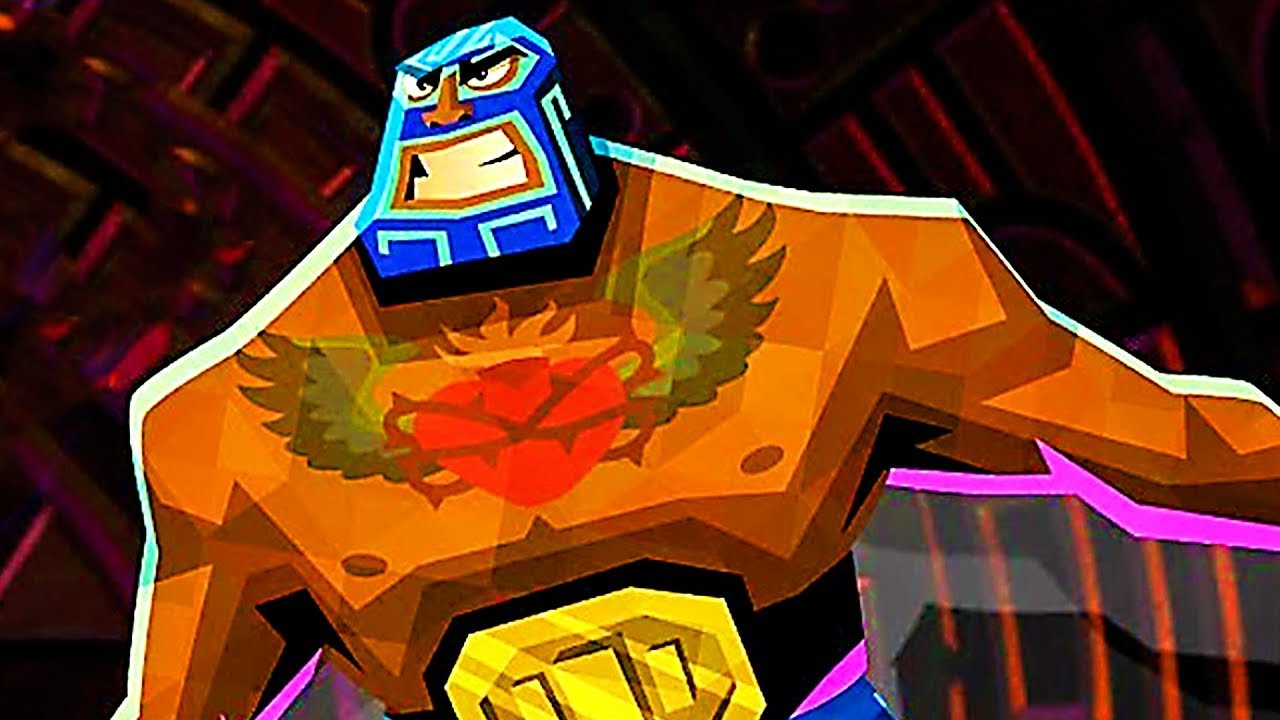 The Guacamelee! One-Two Punch Collection Has Been Delayed