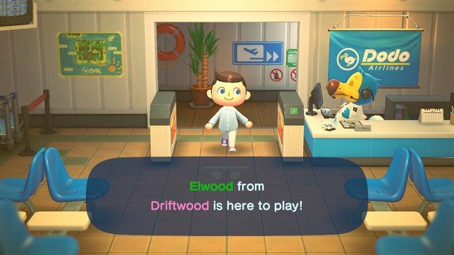 Elwood Animal Crossing New Horizons