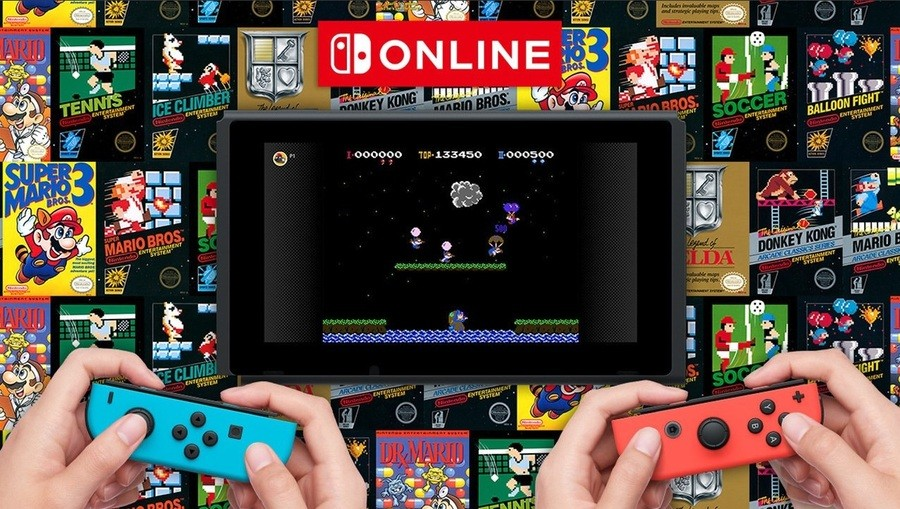 Nintendo Switch Online Games