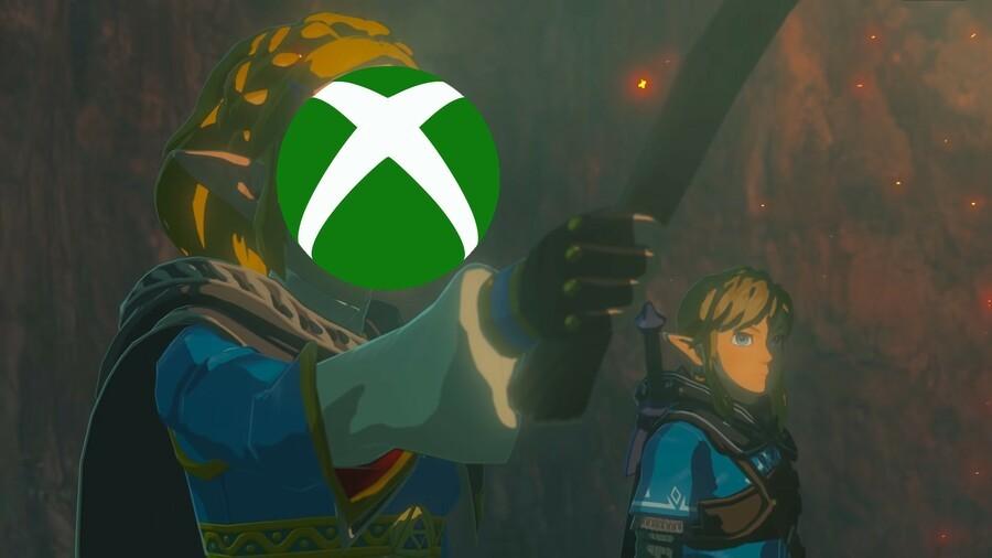 Xbox Zelda