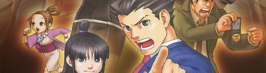 Phoenix Wright: Ace Attorney Trials and Tribulations (DS)
