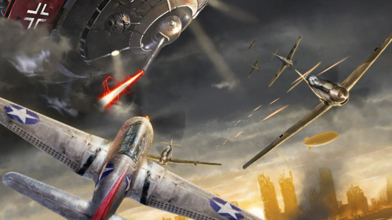 Aces of the Luftwaffe - Squadron Review (Switch eShop