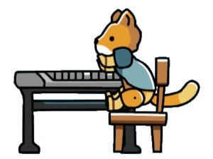 Keyboard Cat's likeness in Scribblenauts may be landing 5th Cell in legal hot water