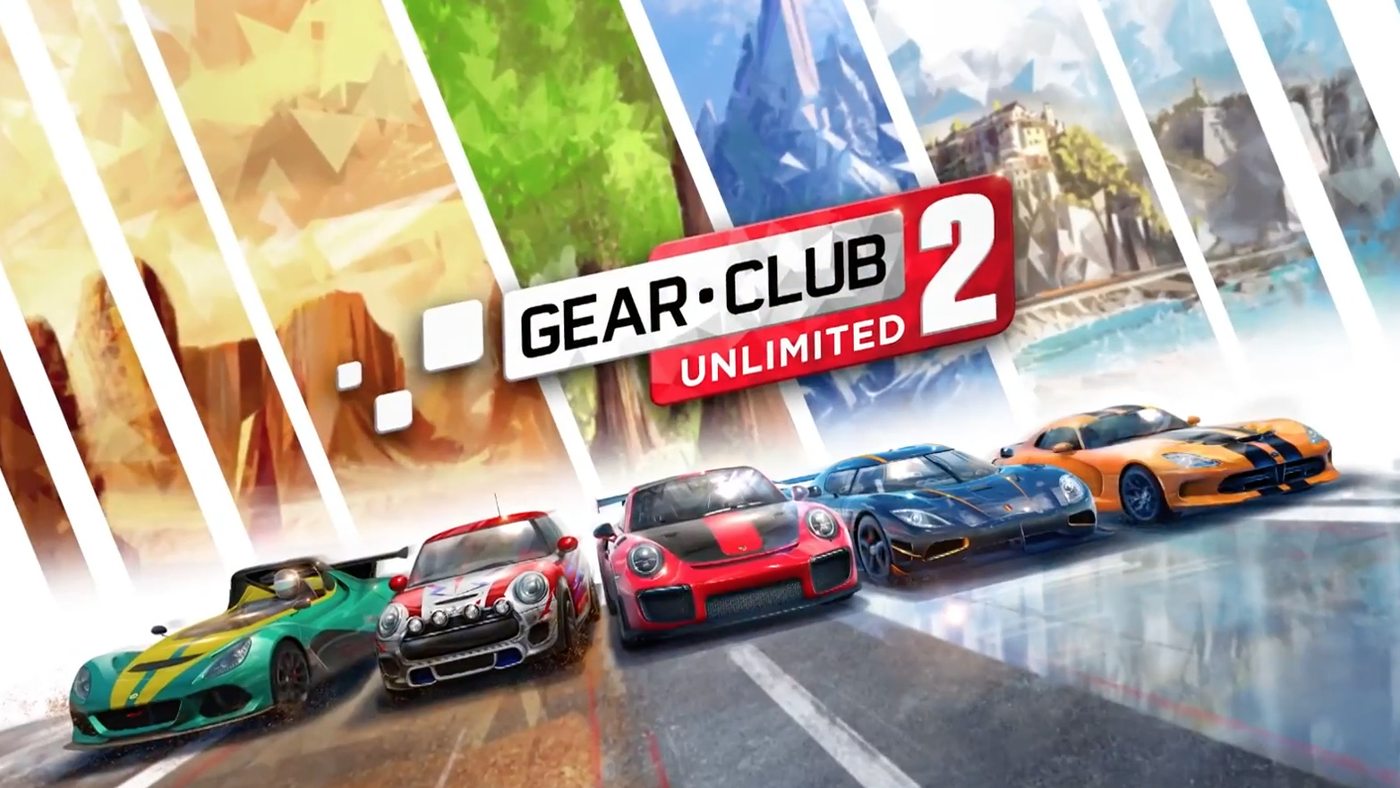 gear club unlimited 2 revealed exclusively for nintendo switch nintendo life. Black Bedroom Furniture Sets. Home Design Ideas