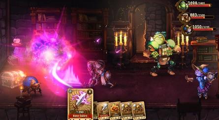 SteamWorld Quest Screenshot 1