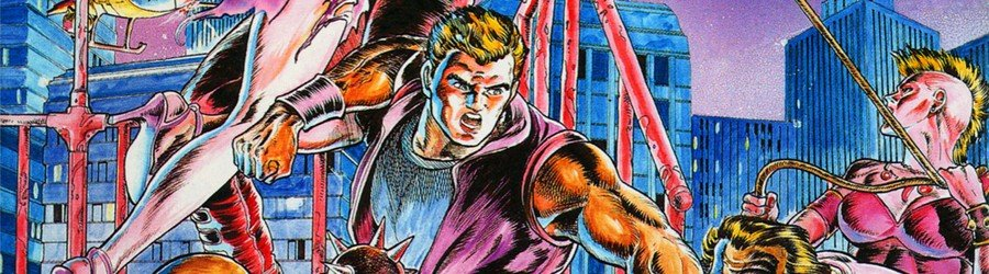 Double Dragon II: The Revenge (NES)