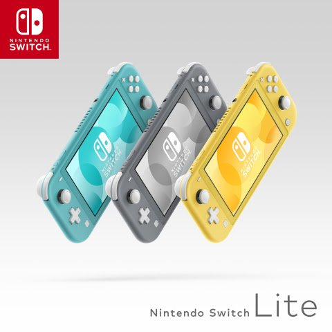 Nintendo Switch Lite Price and Release Date Announced