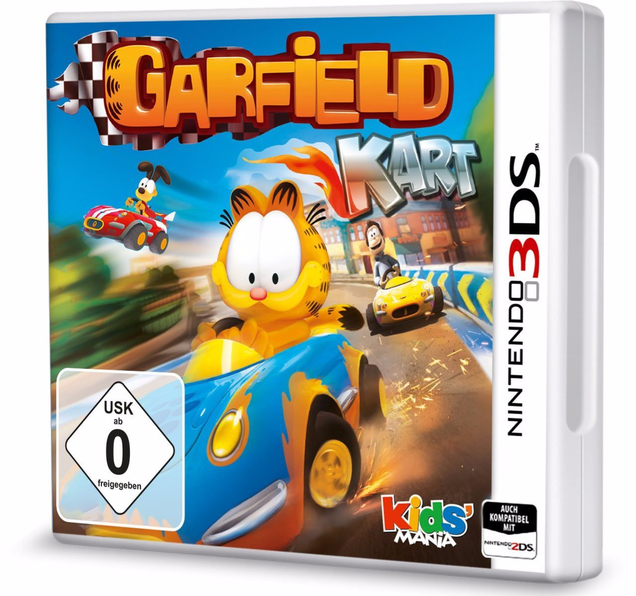 Garfield And Paddington Bear To Star In Upcoming 3ds Blockbusters Nintendo Life