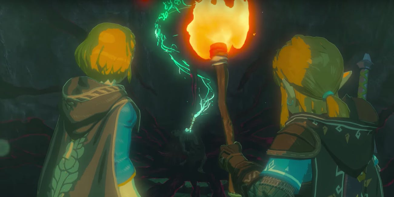 Breath Of The Wild's Sequel Came From Having Too Many DLC Ideas, Aonuma Says