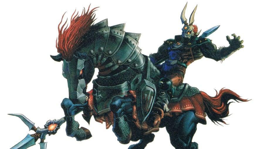 Phantom Ganon (The Legend of Zelda: Ocarina of Time)