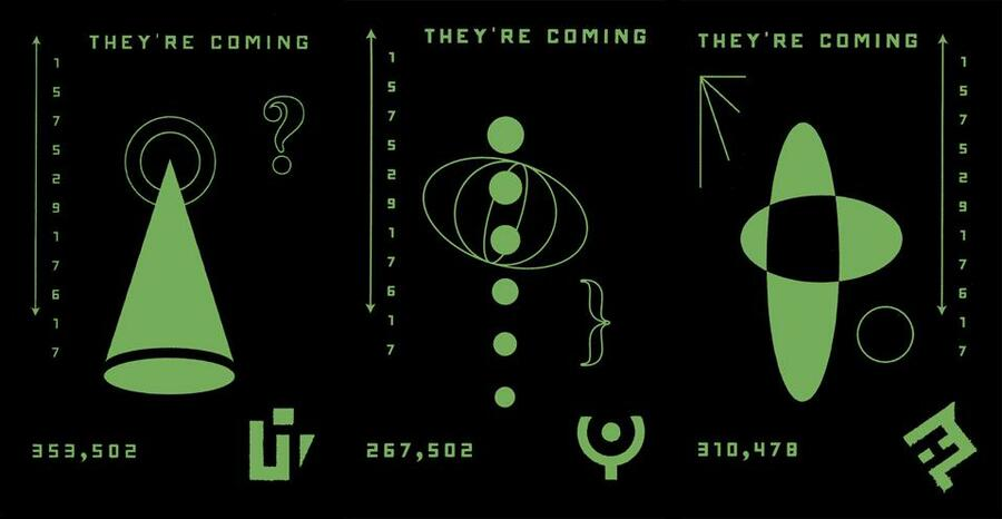 Fortnite's weird stealth marketing postcards