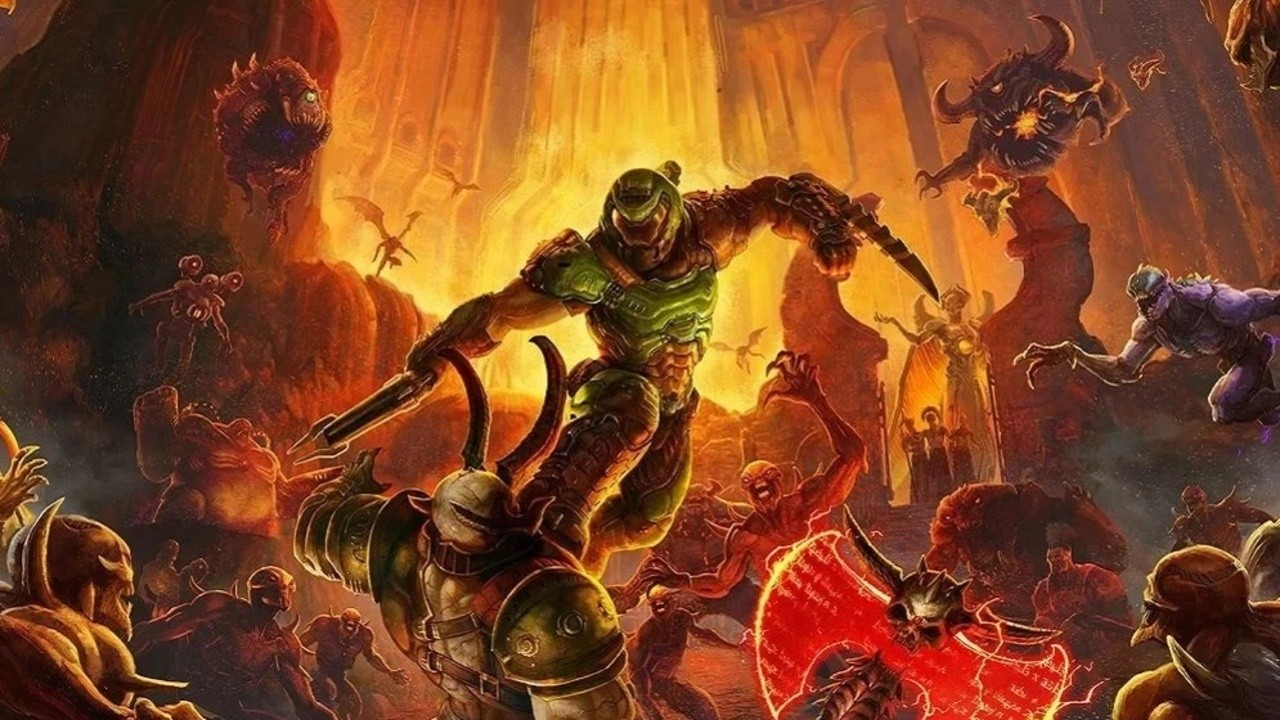 id Software Will Share The Release Date Of DOOM Eternal For Switch