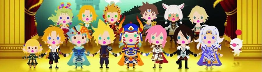 Theatrhythm Final Fantasy: Curtain Call (3DS)