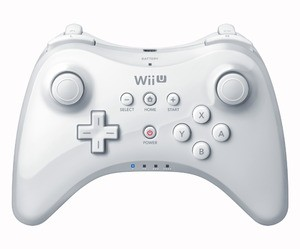 The Wii U Pro Controller