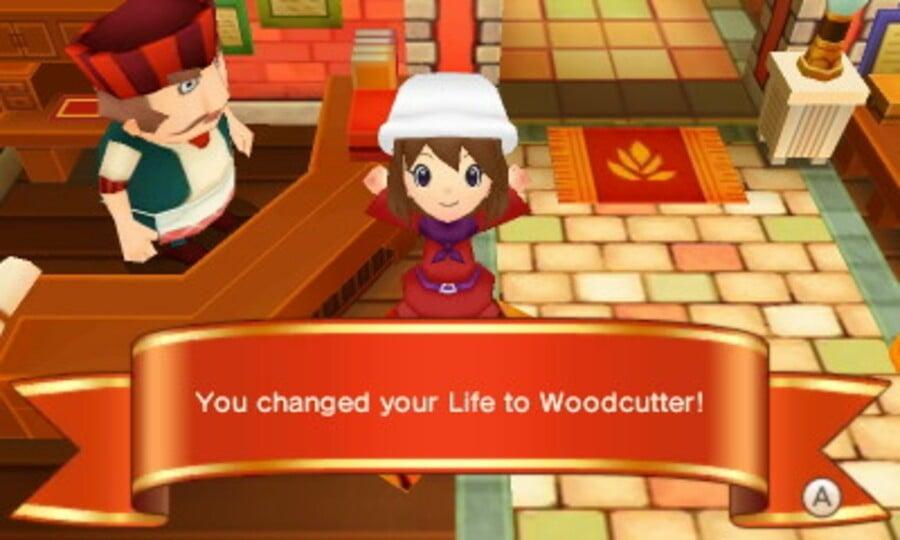 I'll be a lumberjack and I'm OK
